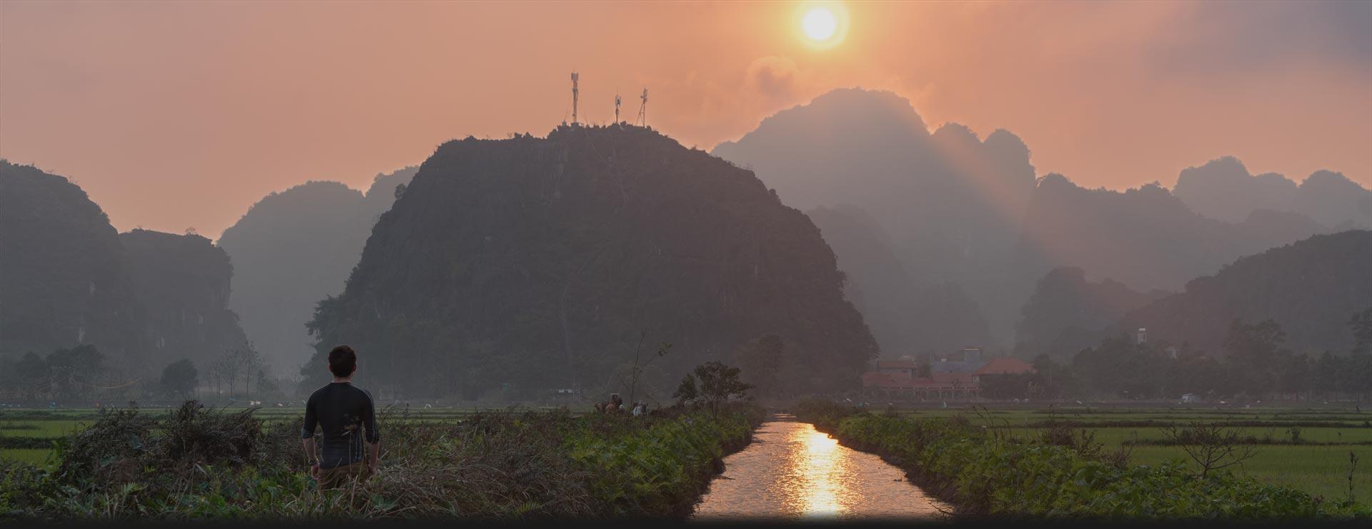 Vietnam — Dry Ha Long Bay